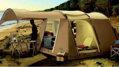 Perfect Camping Tent