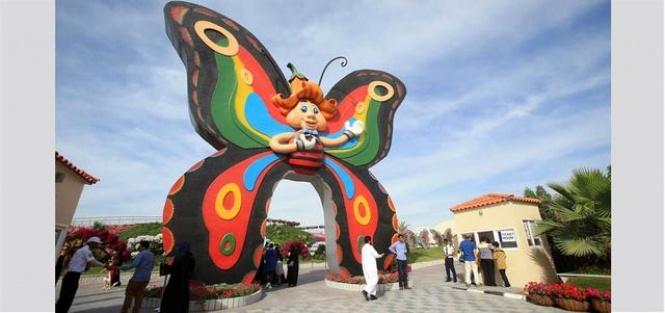 حديقة الفراشات في دبي 5.jpg