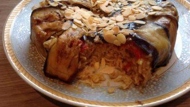 اكلات رمضانية طريقة عمل المقلوبة الفلسطينية