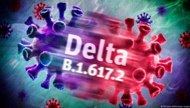 5 أعراض تميز سلالة دلتا المتحورة عن فيروس كورونا الأصلي